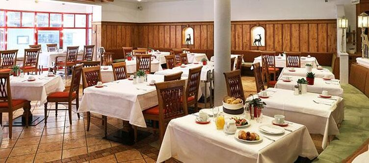 Jufa Saalbach Restaurant2