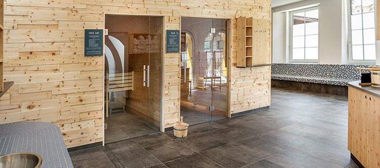 Jufa Saalbach Wellness Sauna2