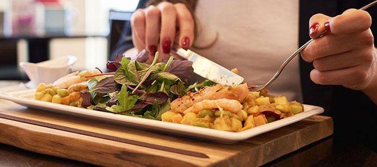 Kahlerasten Restaurant Heidewirt Kulinarik