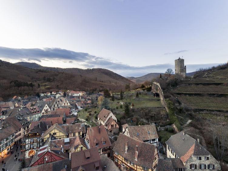 Kaysersberg Vue Ae Rienne Chateau 1