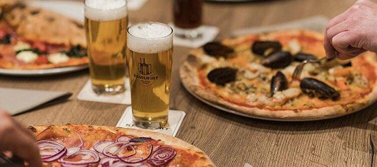 Kesslwirt Kulinarik Pizza