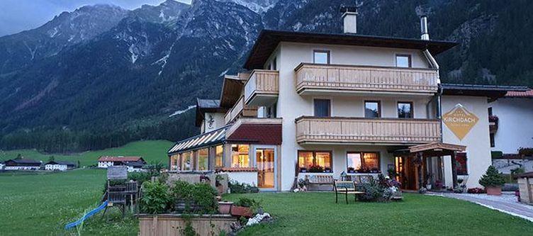 Kirchdach Hotel Abend