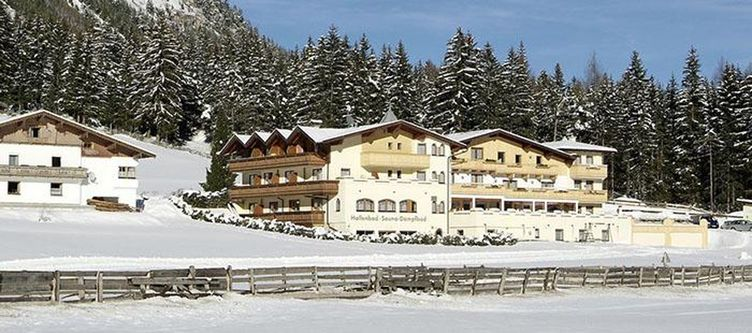 Kirchdach Hotel Winter2