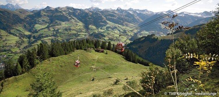 Kitzbuehel Bergbahn 2
