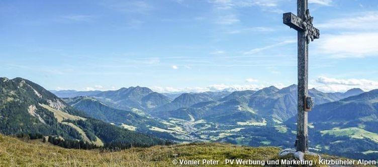 Kitzbueheler Alpen Berglandschaft 1