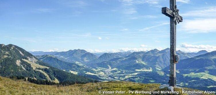 Kitzbueheler Alpen Berglandschaft 6