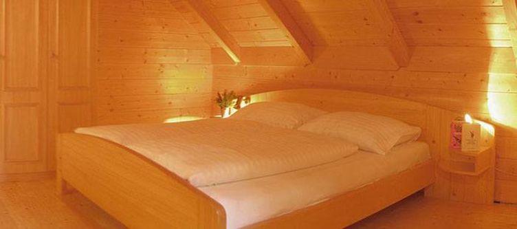 Klippitz Huette Schlafzimmer2