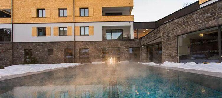 Kloesterle Pool Winter