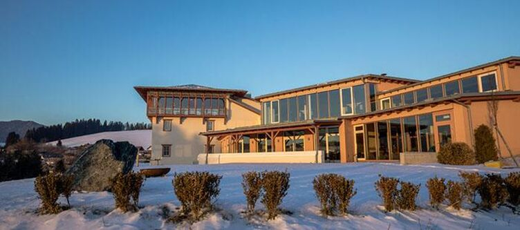 Knappenberg Hotel Winter