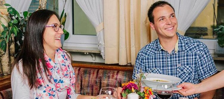 Koehlers Restaurant Paar