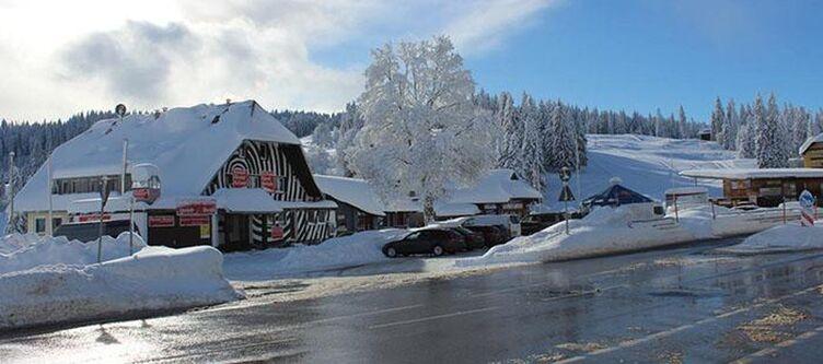 Kokoschinski Hotel Winter