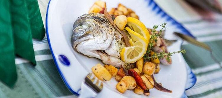 Kollerwirt Kulinarik Fisch