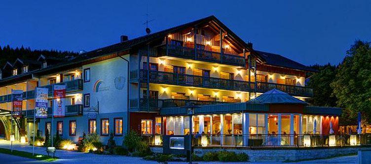 Kramerwirt Hotel Abend