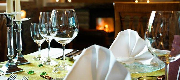 Kramerwirt Restaurant Gedeck