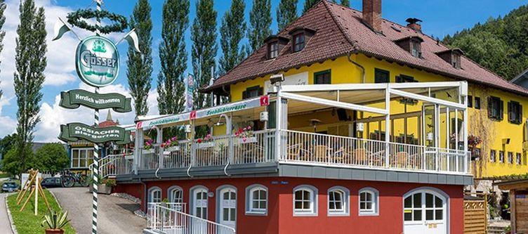Krappinger Seeblickterrasse Hotel