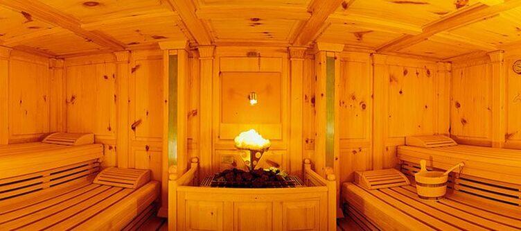 Kristall Wellness Sauna