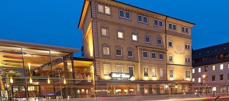 Krone Hotel Abend2