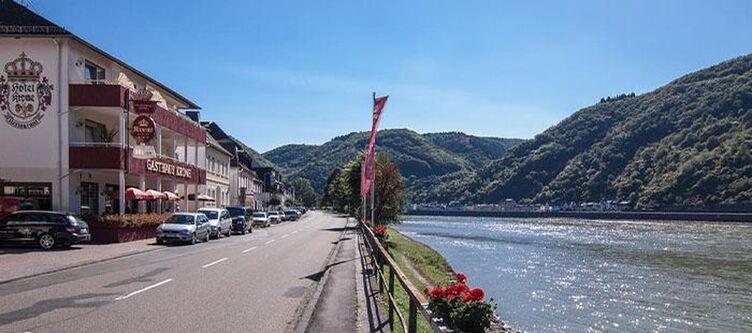 Krone Hotel Am Rhein