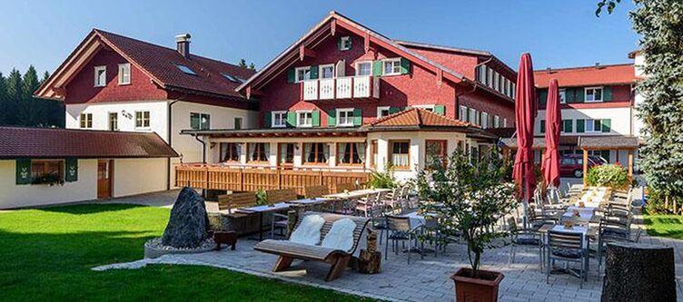 Krone Hotel Terrasse