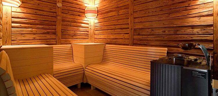 Krone Wellness Sauna