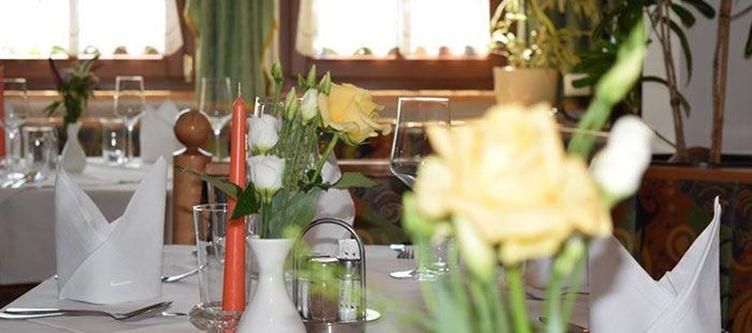 Krutzler Restaurant Gedeck