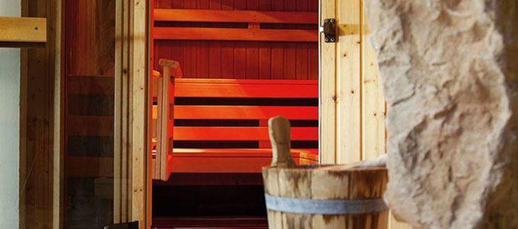 Krutzler Wellness Sauna