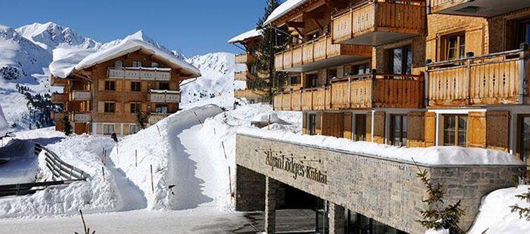 Kuehtai Hotel Winter4