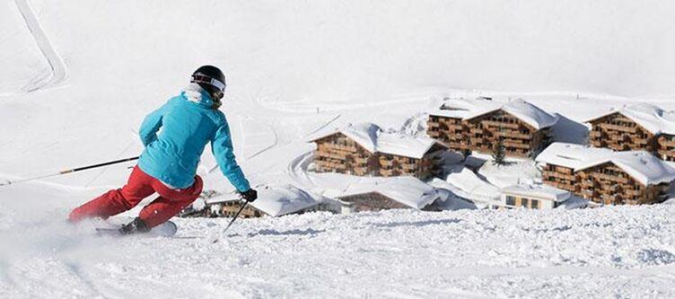 Kuehtai Ski Winter