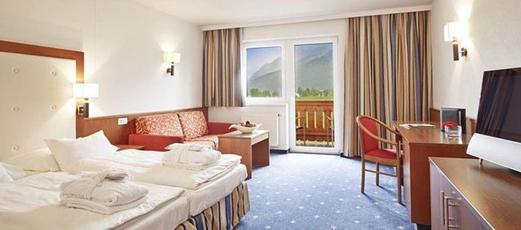 Kuhotel Zimmer Komfort
