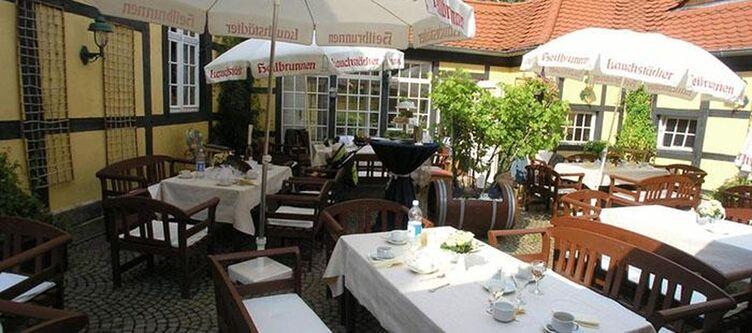 Kurpark Terrasse