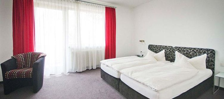 Kurpark Zimmer Komfort Balkon2