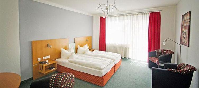 Kurpark Zimmer Komfort Balkon3
