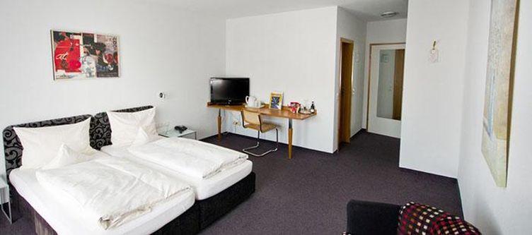 Kurpark Zimmer Komfort Balkon6