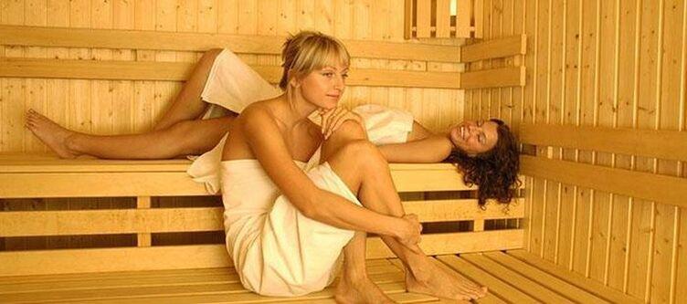 Lackner Wellness Sauna