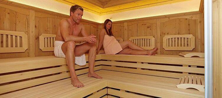Laendenhof Wellness Sauna