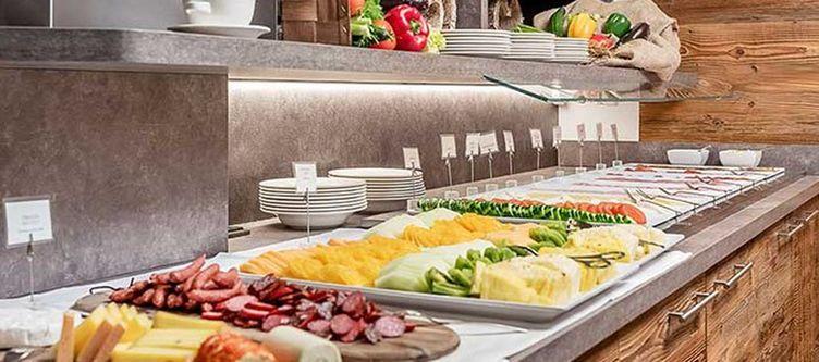 Laerchenhof Fruehstuecksbuffet