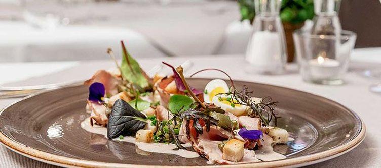 Laerchenhof Restaurant Seefelder Stube Kulinarik