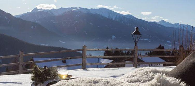 Laerchenhof Terrasse Winter4