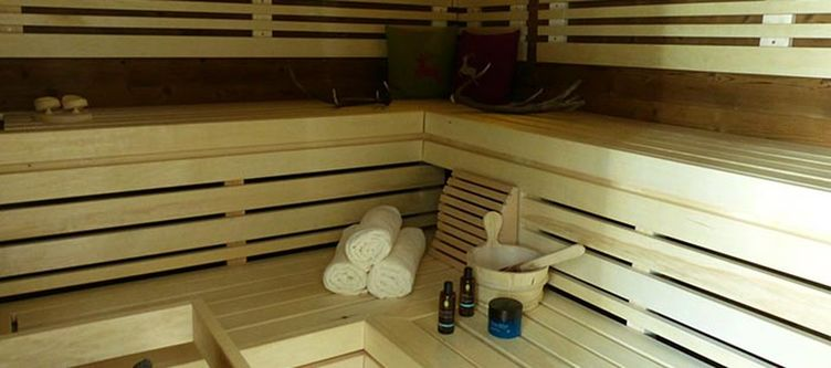 Lamm Wellness Sauna