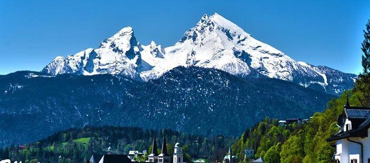 Lampllehen Panorama Winter