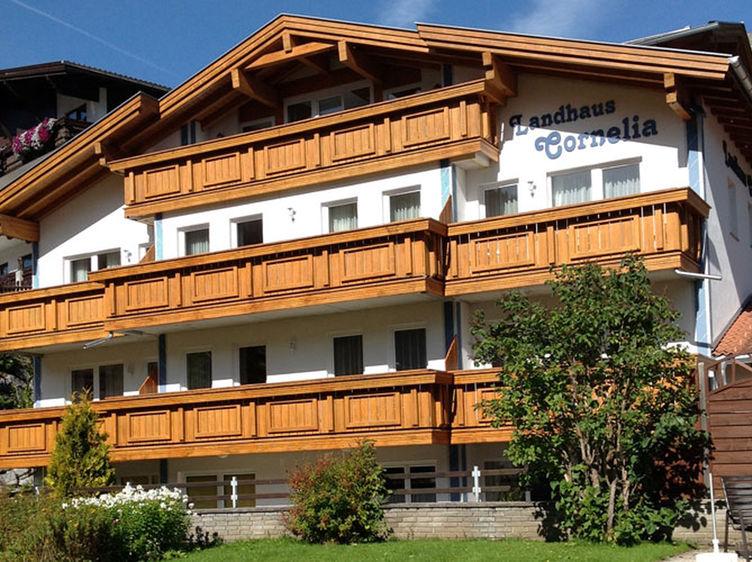Landhaus Cornelia Berwang Oostenrijk Tirol Aparthotels Berwang Exterieur 1