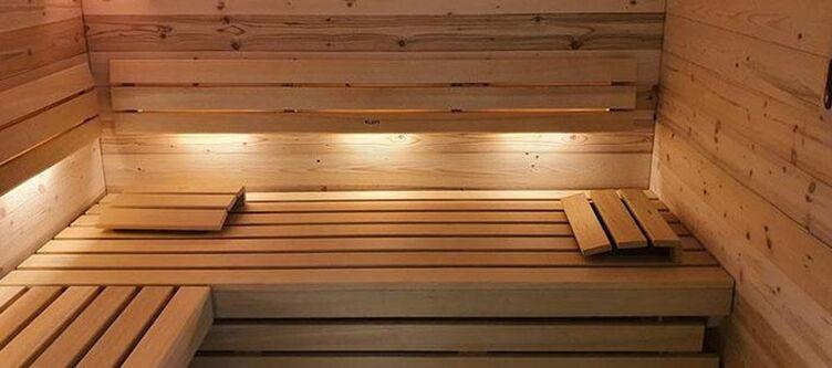 Landhaus Wellness Sauna