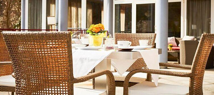 Landskron Terrasse Restaurant