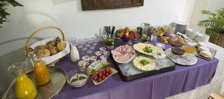 Lavendel Buffet