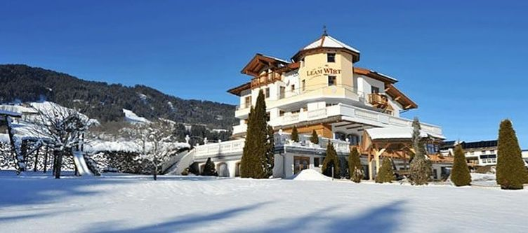 Leamwirt Hotel Winter