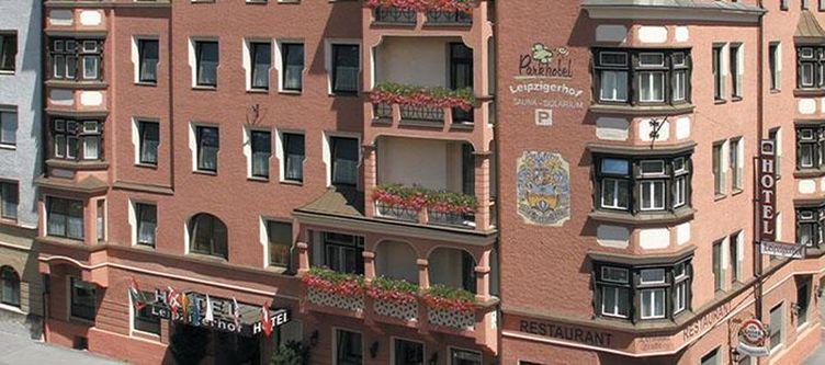 Leipzigerhof Hotel