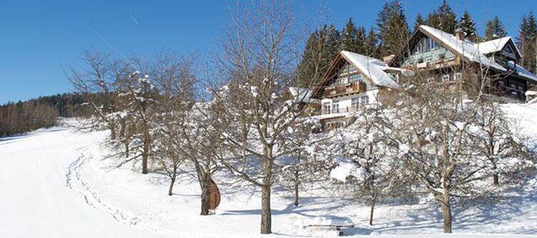 Leitenmueller Hotel Winter2