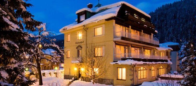 Lindenhof Hotel Nacht