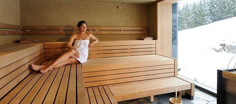 Lindenwirt Wellness Sauna