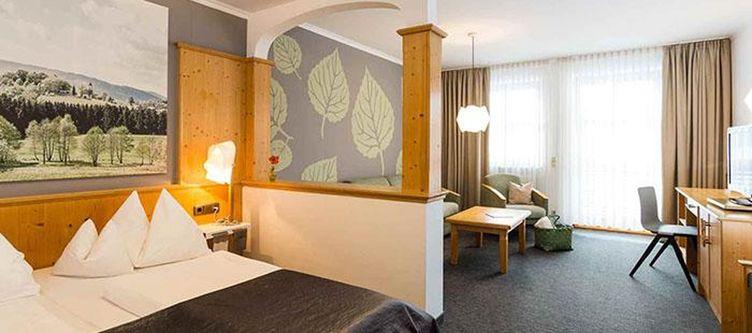 Lindenwirt Zimmer Lavendel2